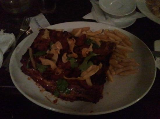 Eat: The best ribs i have ever tasted.