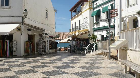 Hotel Vila Recife : old town