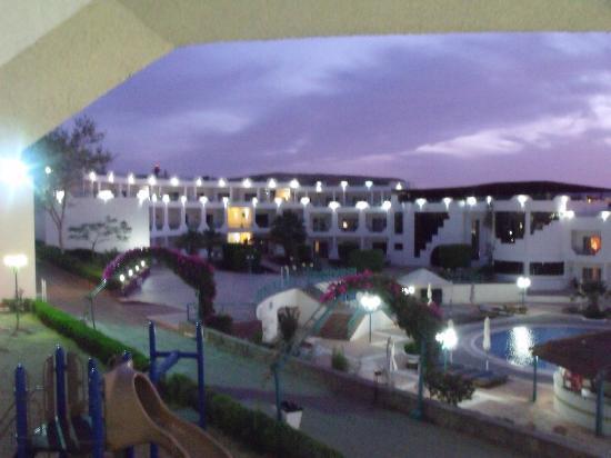 Sharm Holiday Resort Hotel: From Balcony