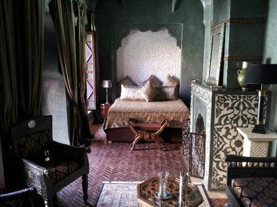 Riad Ilayka: Habitación
