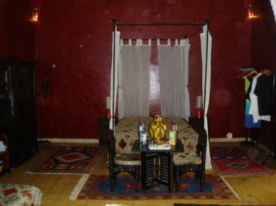 Riad Jomana: Stunning room