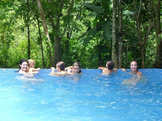 Hotel Paraiso Carlisa: piscina
