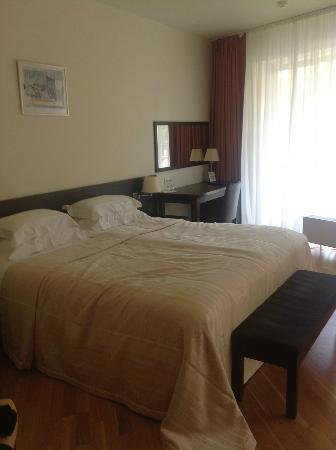 Baltic Inn: Corner room
