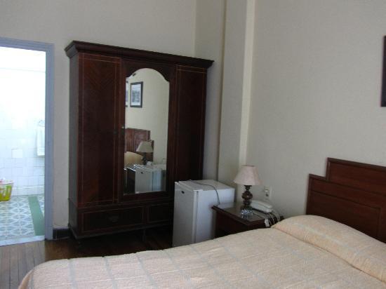 Hotel Palacio: Hotel room