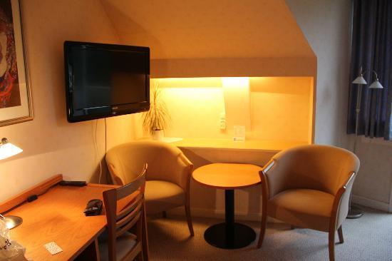 Steens Hotel: Room