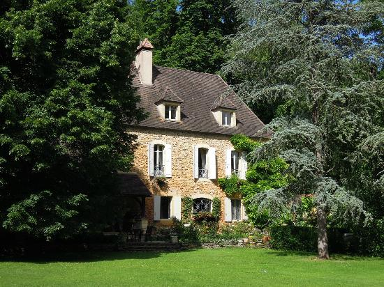 Le Moulin Neuf : The main house