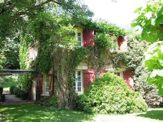 Le Moulin Neuf : Gorgeous location, beautiful house