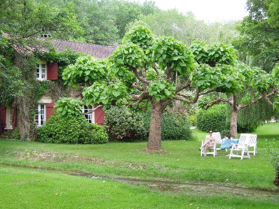 Le Moulin Neuf : Great place to just chill out and relax
