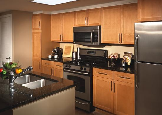 Executive Apartments: Kitchen