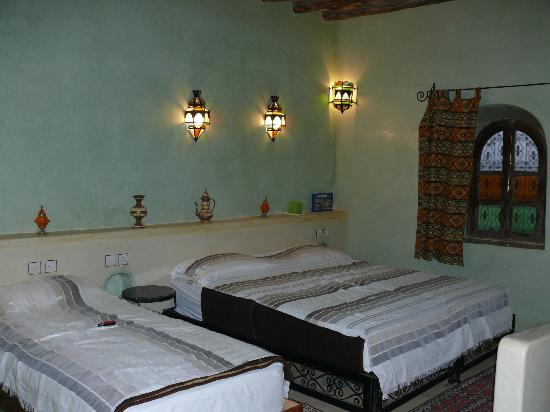 Guest House Merzouga: room