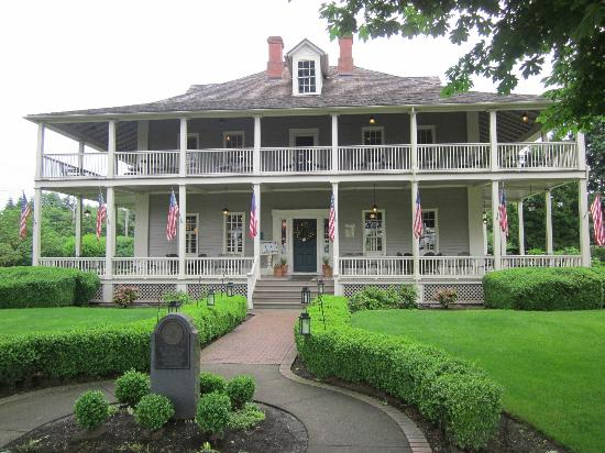 Fort Vancouver National Historic Site: The Gran House & Restaurant
