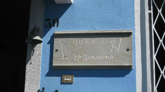 Capraia Isola, Italien: Il Saracino - hotel 3 stelle