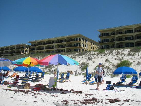 Adagio By Southern View Of The Units From Beach