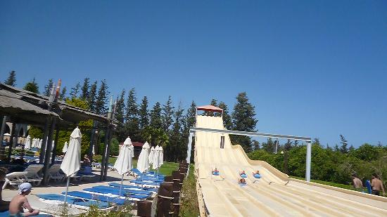 Fasouri Watermania Water Park: slide