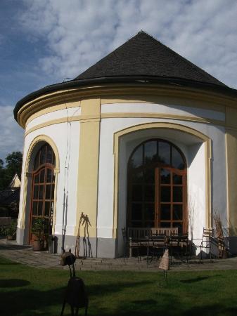 Penzion v Kapli : Aussenansicht