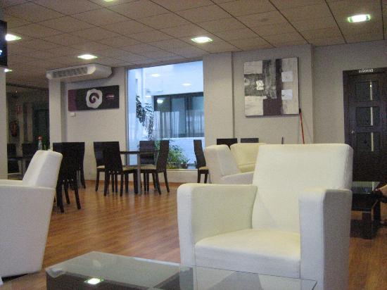 Hotel Balneario de Fuencaliente: Zona de estar
