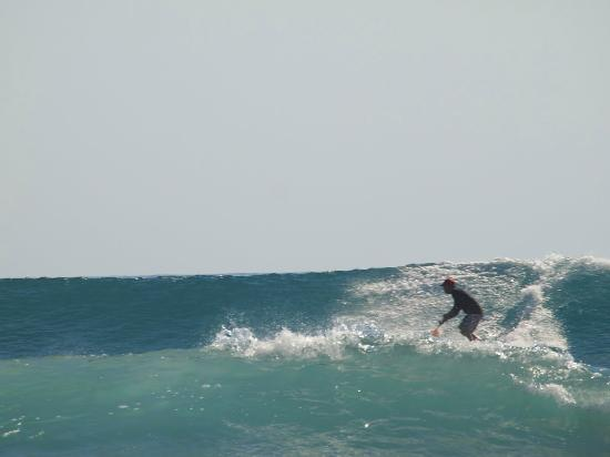 SUP Mexico: surfing the east cape...
