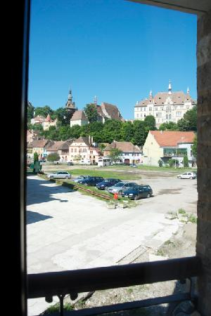 DoubleTree by Hilton Sighisoara - Cavaler: view from the window