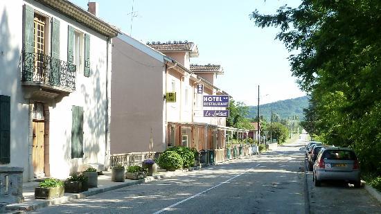 Le Jabron : The hotel
