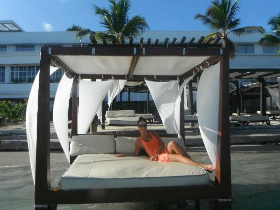 Be Live Experience Hamaca Suites: Cabanas in the Beach
