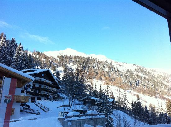 Hotel Grischuna: View