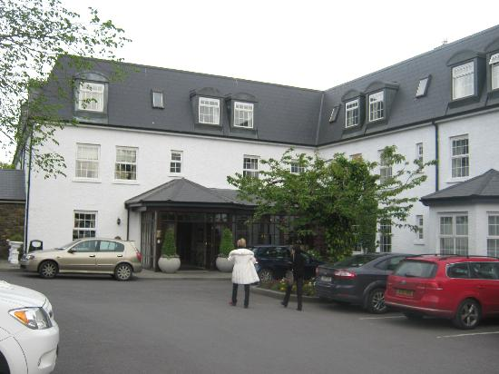 Ballygarry House Hotel & Spa: fachada
