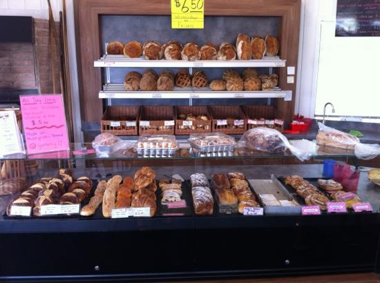 JB's German Bakery and Cafe: fresh baked goods