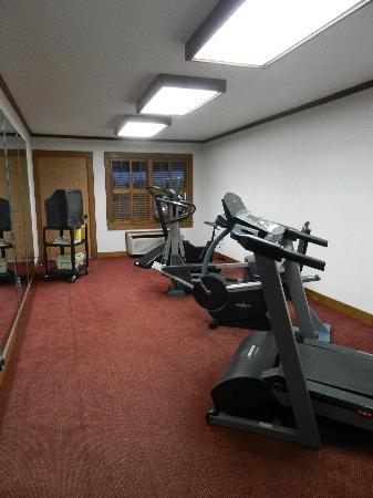 Beaufort Inn: Exercise Room