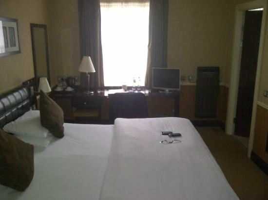 Paramount Hotel Temple Bar: Double room
