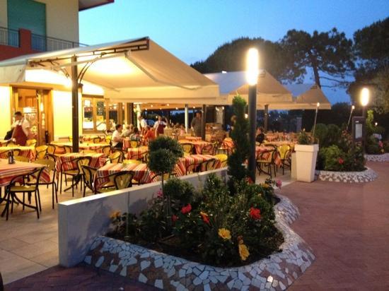 Ristorante Vanin terrazza - Foto di Ristorante Pizzeria Vanin ...