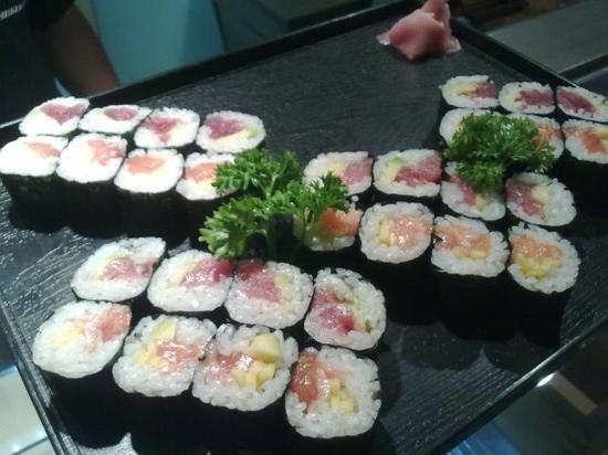 Sushi Kimura: maki