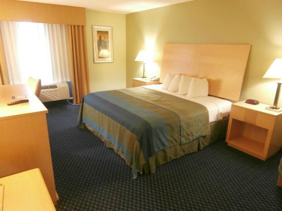 Park Inn by Radisson Albany : Room 206