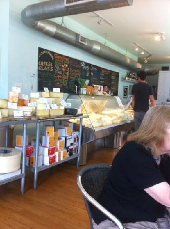 Photo of Modern European Restaurant St James Cheese Company at 5004 Prytania St, New Orleans, LA 70115, United States