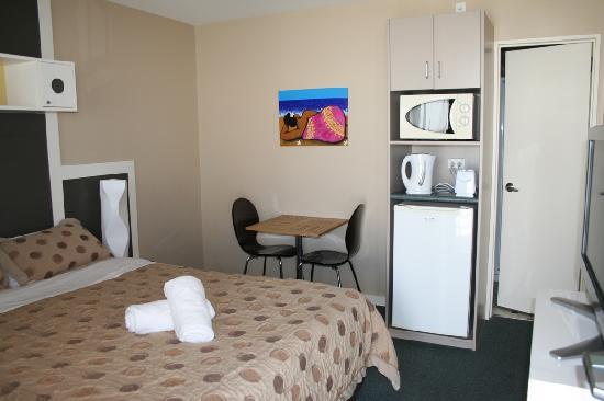 Astray Motel: Double Studio Ensuite