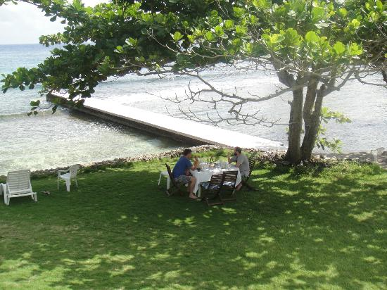 The Resort at Wilks Bay: Breakfast