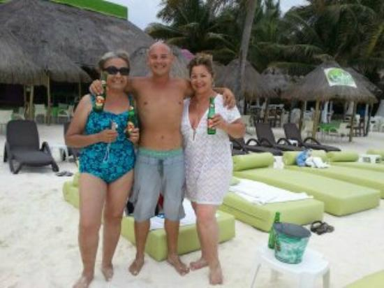 Hotel Colibri Beach: WE MET KONRAD, OUR NEW GERMAN FRIEND