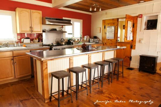 Bellows Falls, VT: Kitchen