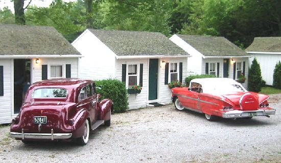 Lincolnville Motel: Abbington's