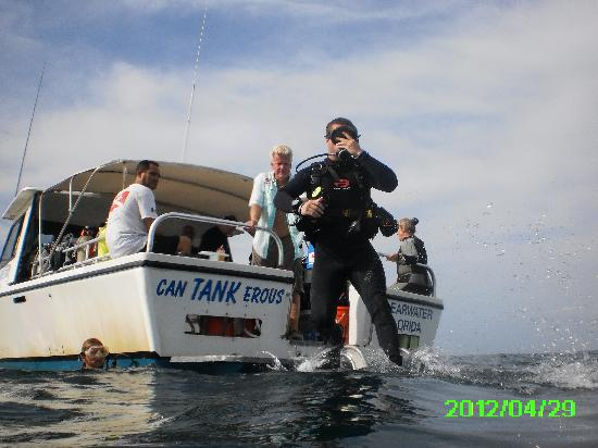 Tanks-A-Lot Dive Charters: Gulf of Mexico Dive