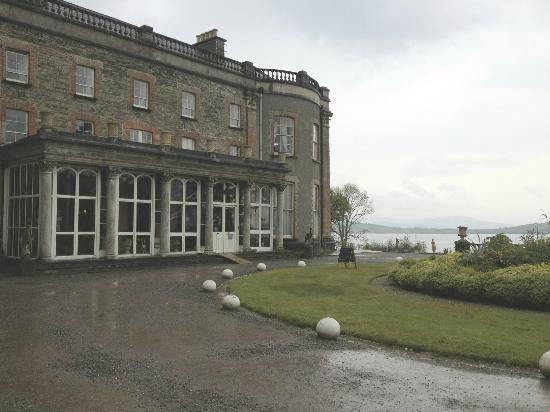 Bantry House B&B: Bantry exterior