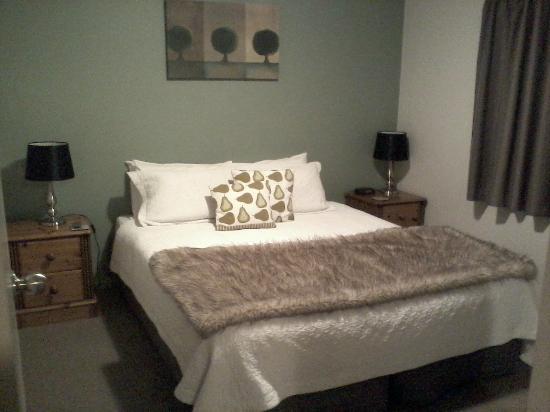 เบลนไฮม์ปาล์มโมเต็ล: King Bed