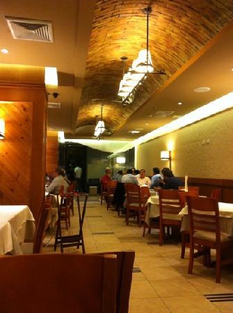 Hotel Chacao & Suites: el restaurante del hotel