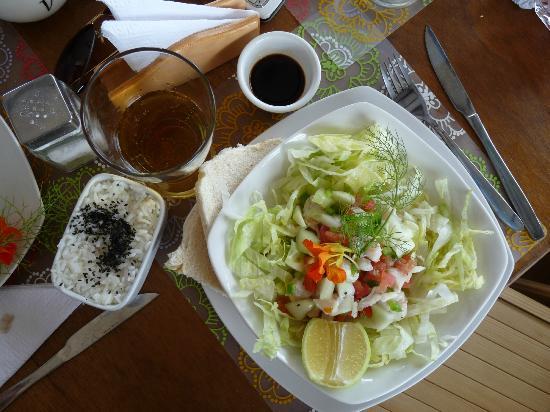 Restaurant Manuia: el mejor ceviche