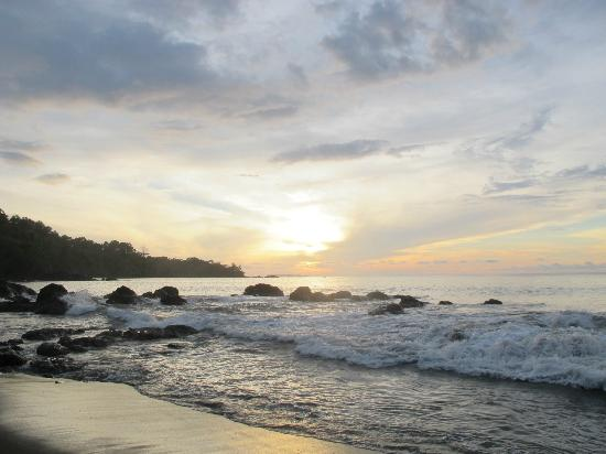Casita Corcovado: Sunset