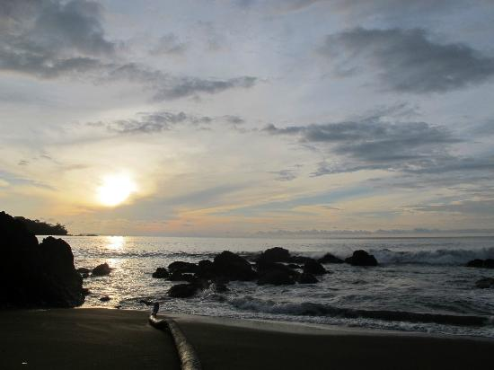 Casita Corcovado : Unbelievable Sunsets