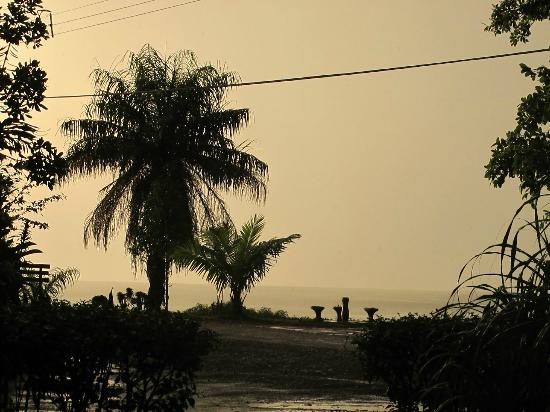 Casita Corcovado: Afterthe rain