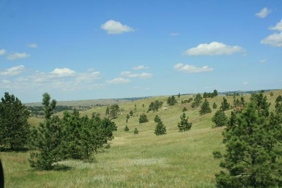Chadron State Park : Park Property