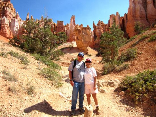 Navajo/Queens Garden Loop: Bryce Canyon-Navajo Loop
