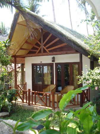 Chaweng Cabana Resort: One of the cabanas
