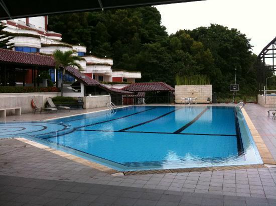 Crown Vista Hotel: Swimming pool